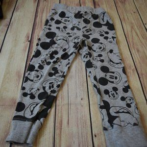 Old Navy Disney Mickey Mouse 3T Jogger Pants